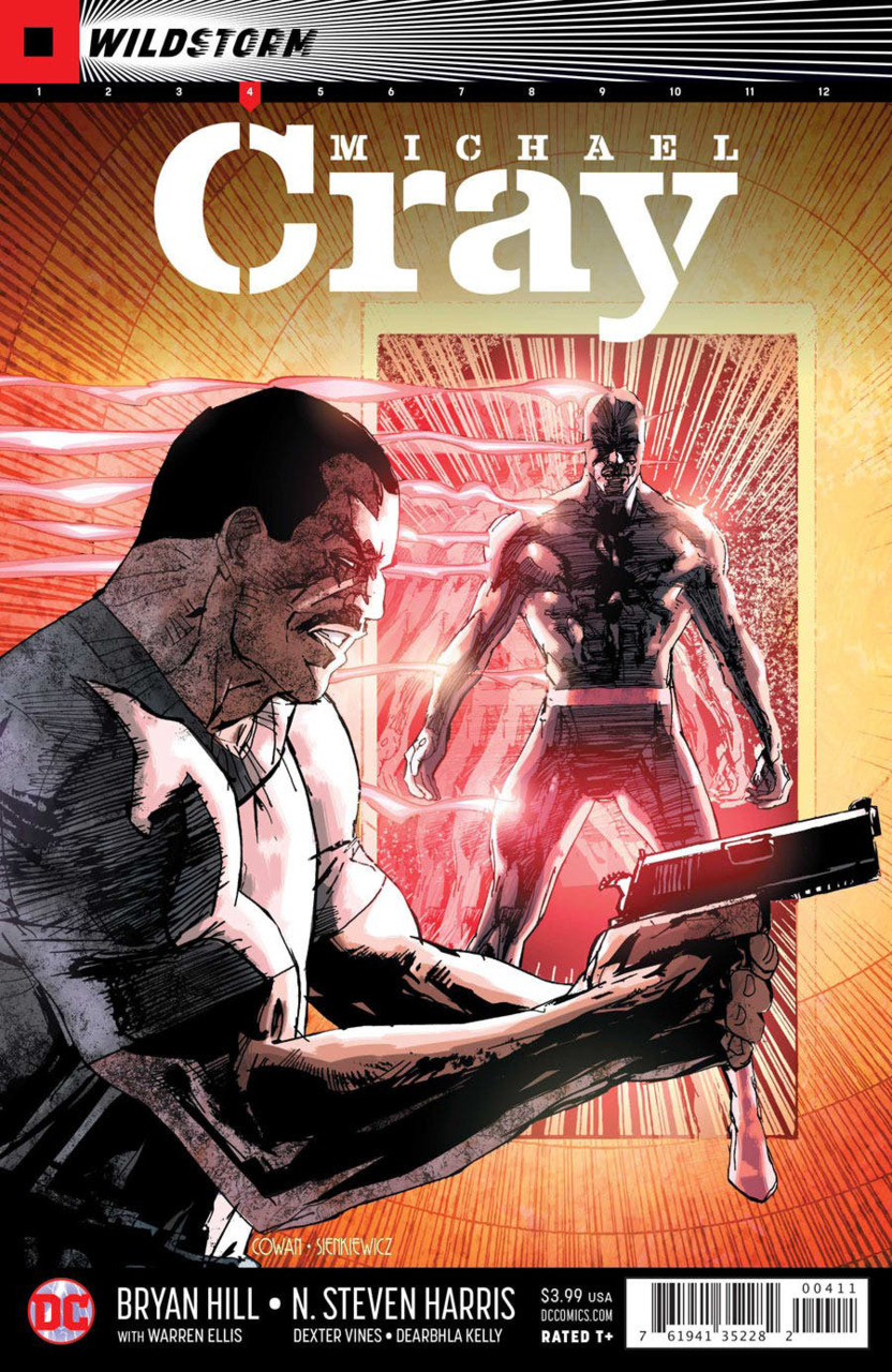 Wildstorm: Michael Cray Vol 1 4