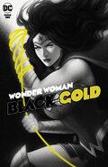 Wonder Woman Black and Gold Vol 1 1