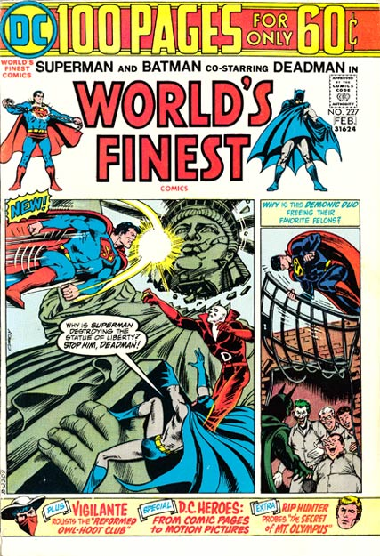 World's Finest Vol 1 227