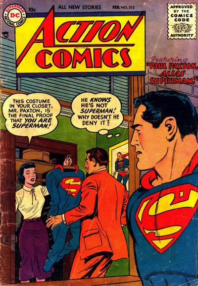 Action Comics Vol 1 213