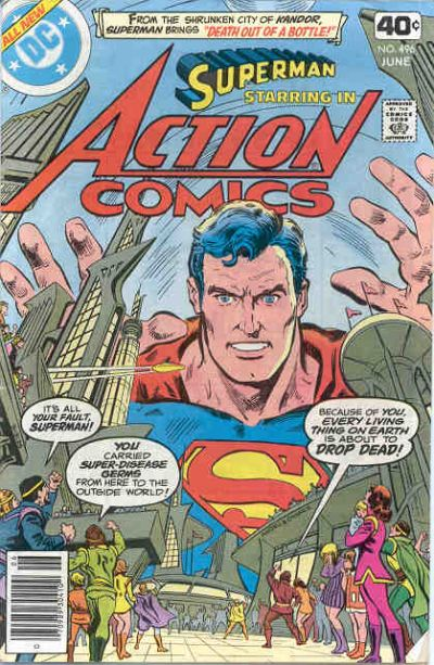 Action Comics Vol 1 496