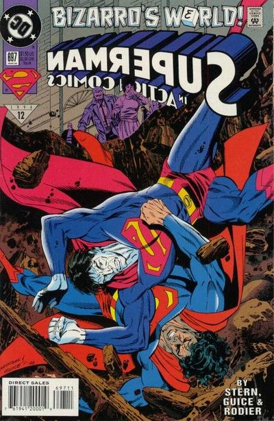 Action Comics Vol 1 697