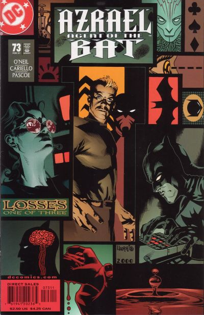 Azrael: Agent of the Bat Vol 1 73
