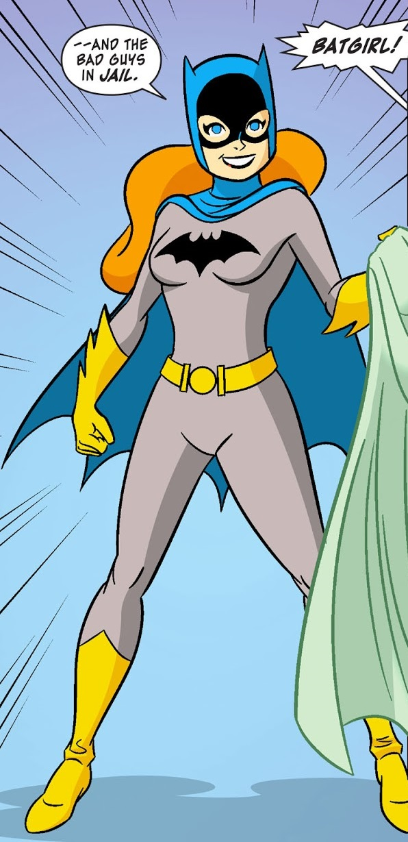 Barbara Gordon (Scooby-Doo Team-Up)