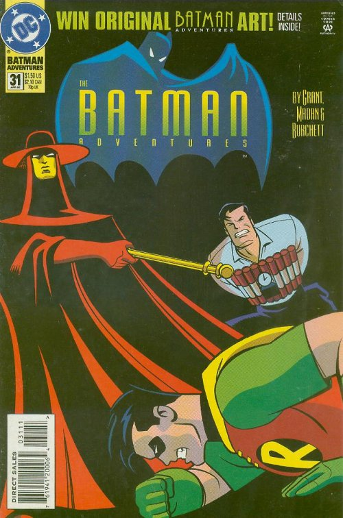 Batman Adventures Vol 1 31