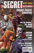 Batman Villains Secret Files and Origins 1