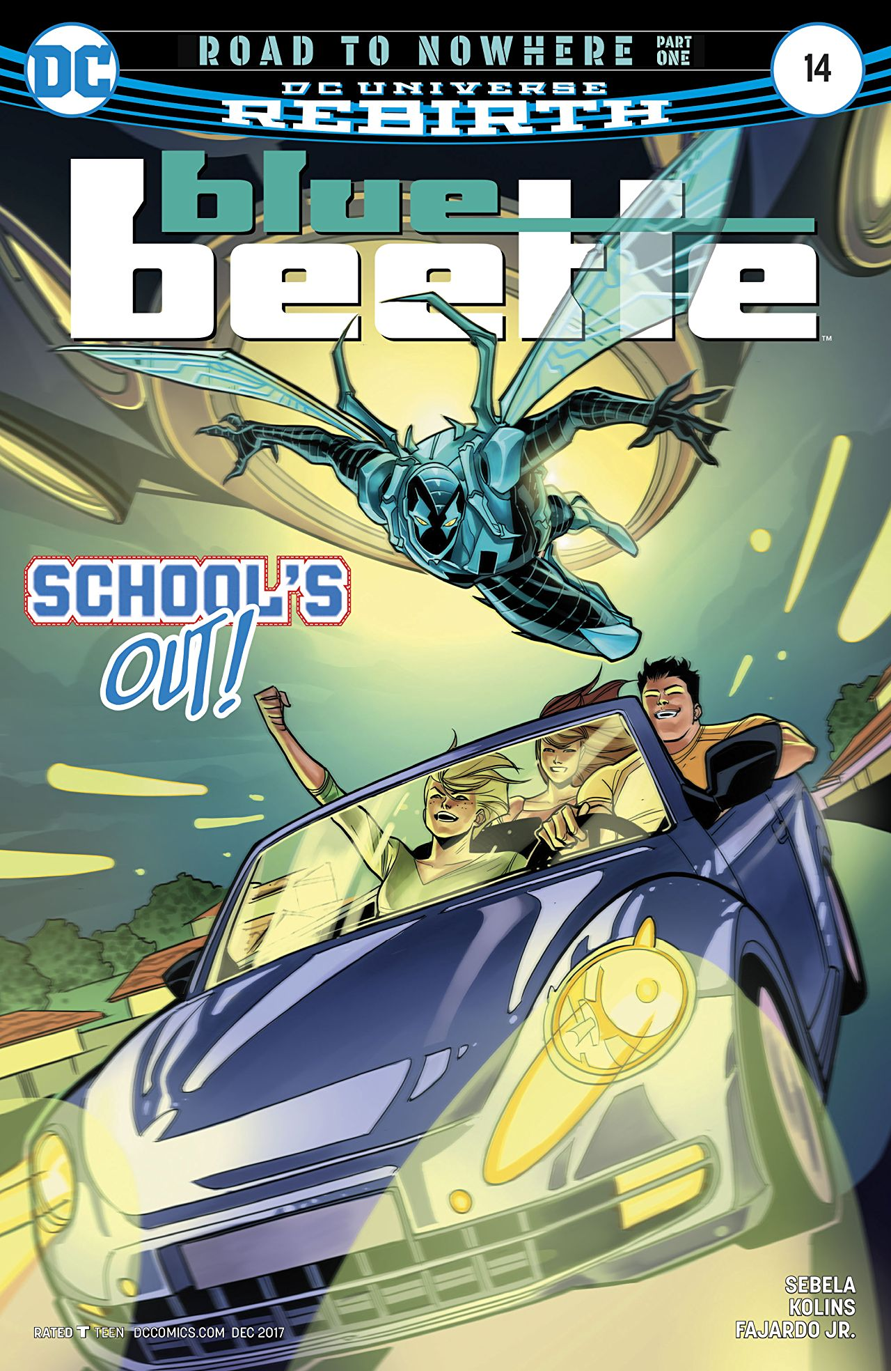 Blue Beetle Vol 9 14