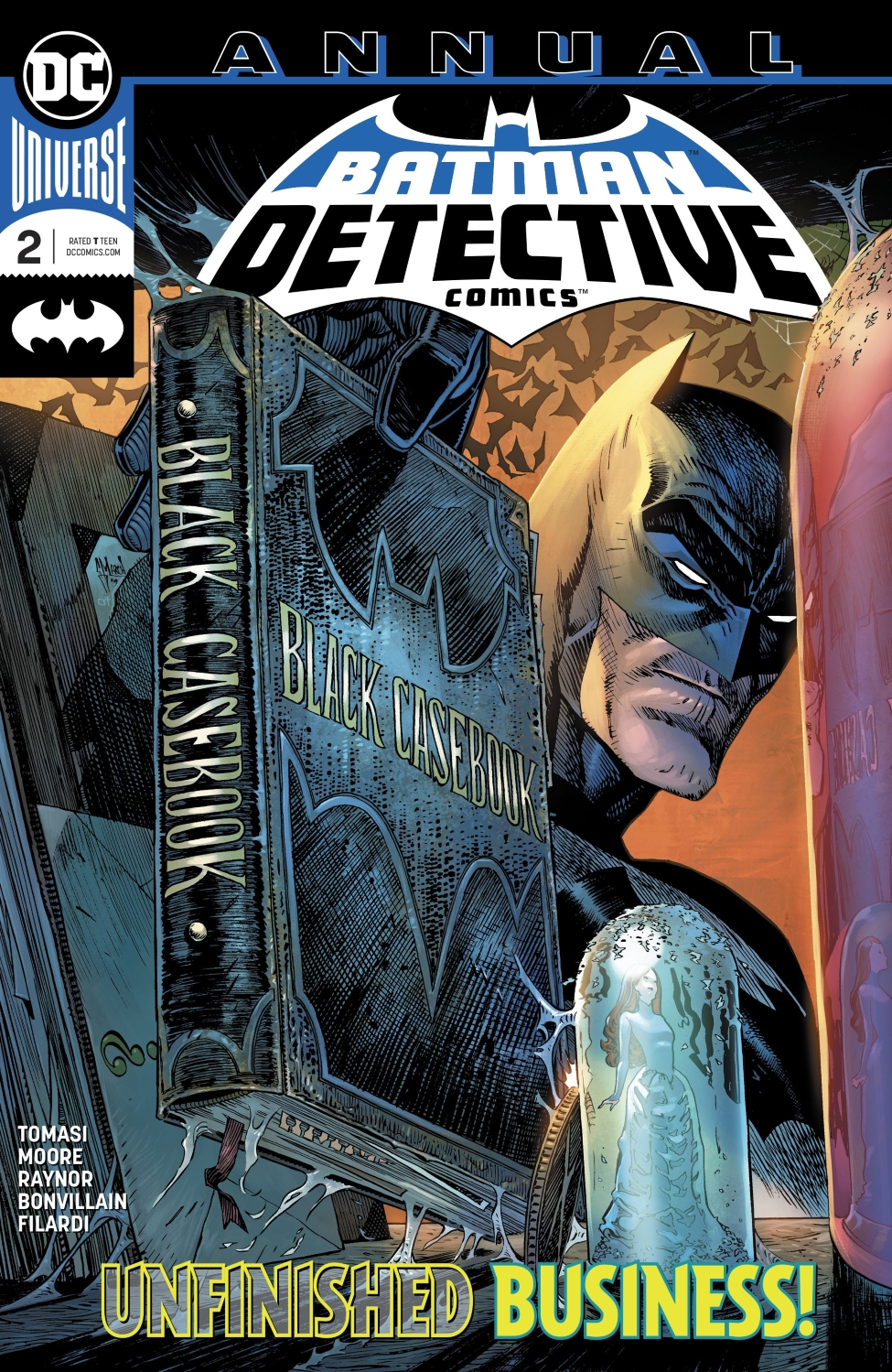 Detective Comics Annual Vol 1 2019