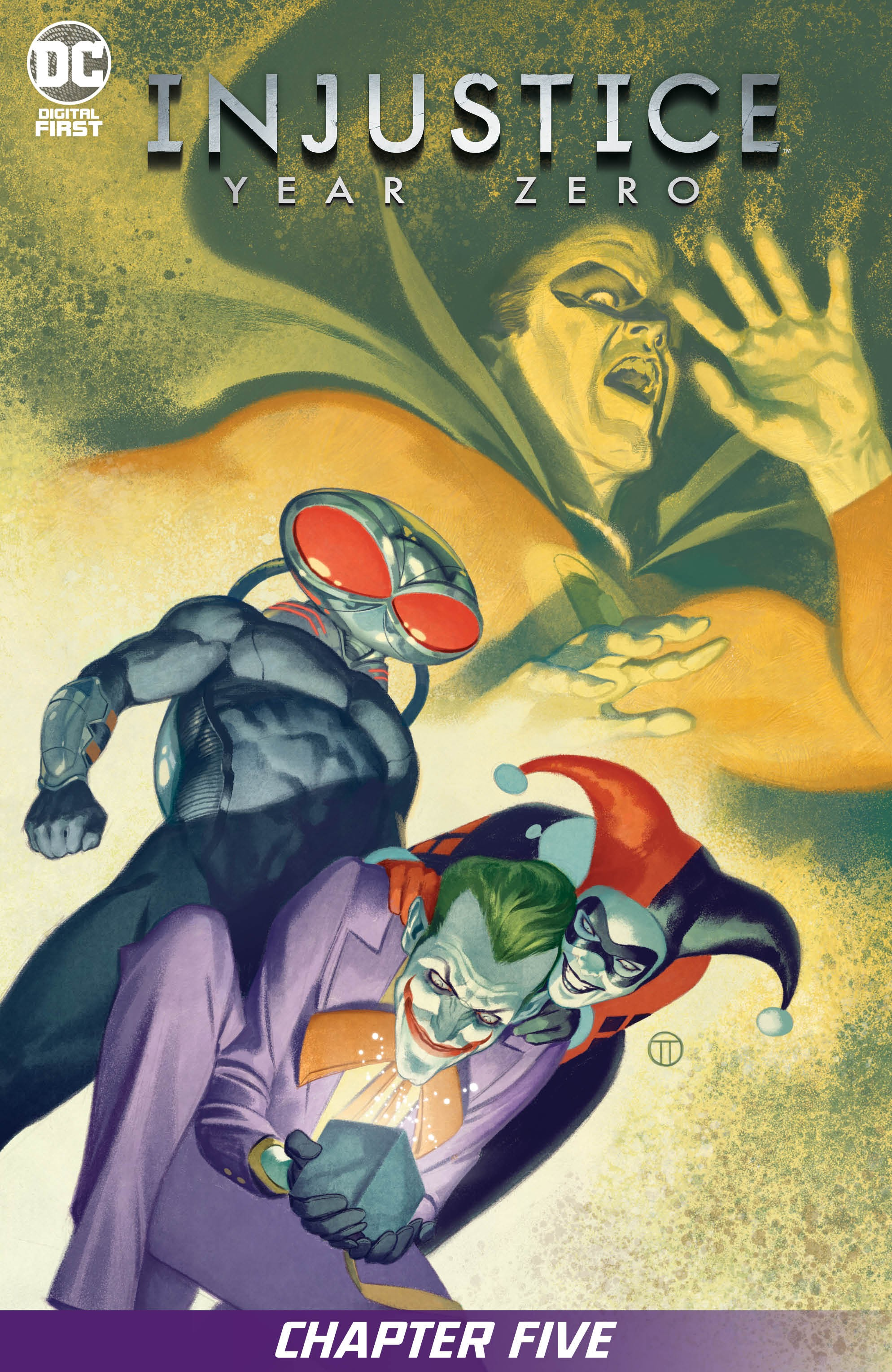 Injustice: Year Zero Vol 1 5 (Digital)