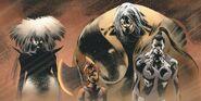 Four Furies of Apokolips (Earth 2) 0001