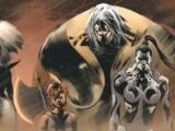 Four Furies of Apokolips (Earth 2)