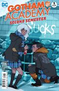 Gotham Academy Second Semester Vol 1 1