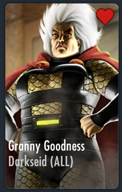 Granny Goodness (Injustice: Earth One)
