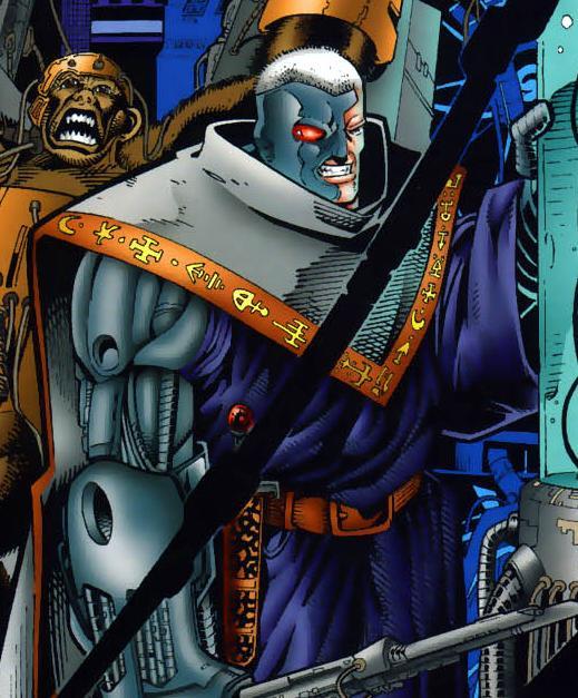 Gray Abbott (New Earth)