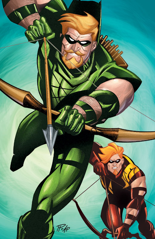 Green Arrow: The Archer's Quest Deluxe Edition (Collected)