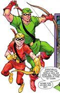 Green Arrow and Speedy Prime Earth 001