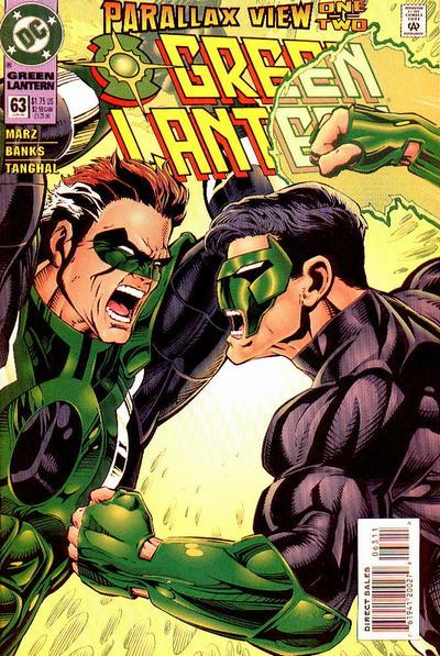 Green Lantern Vol 3 63