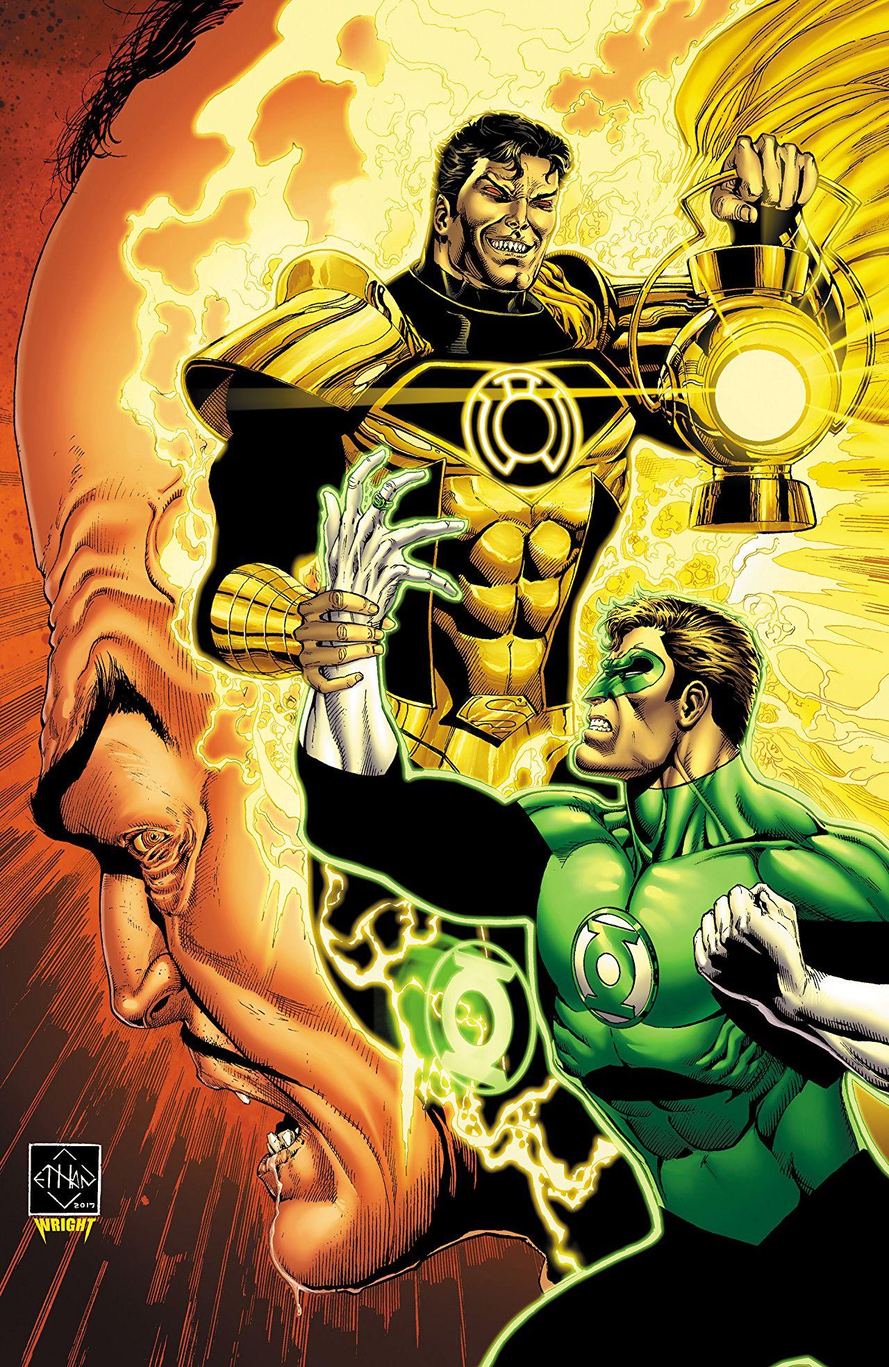 Hal Jordan and the Green Lantern Corps Vol 1 30 Textless.jpg