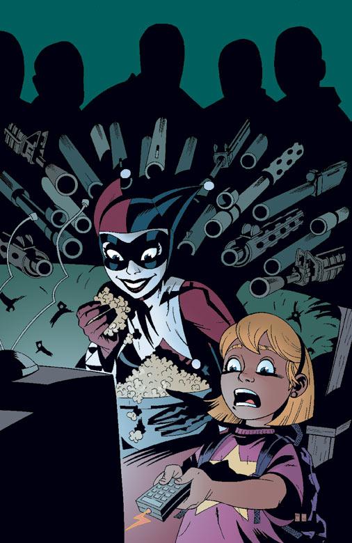 Harley Quinn Vol 1 36 Textless.jpg
