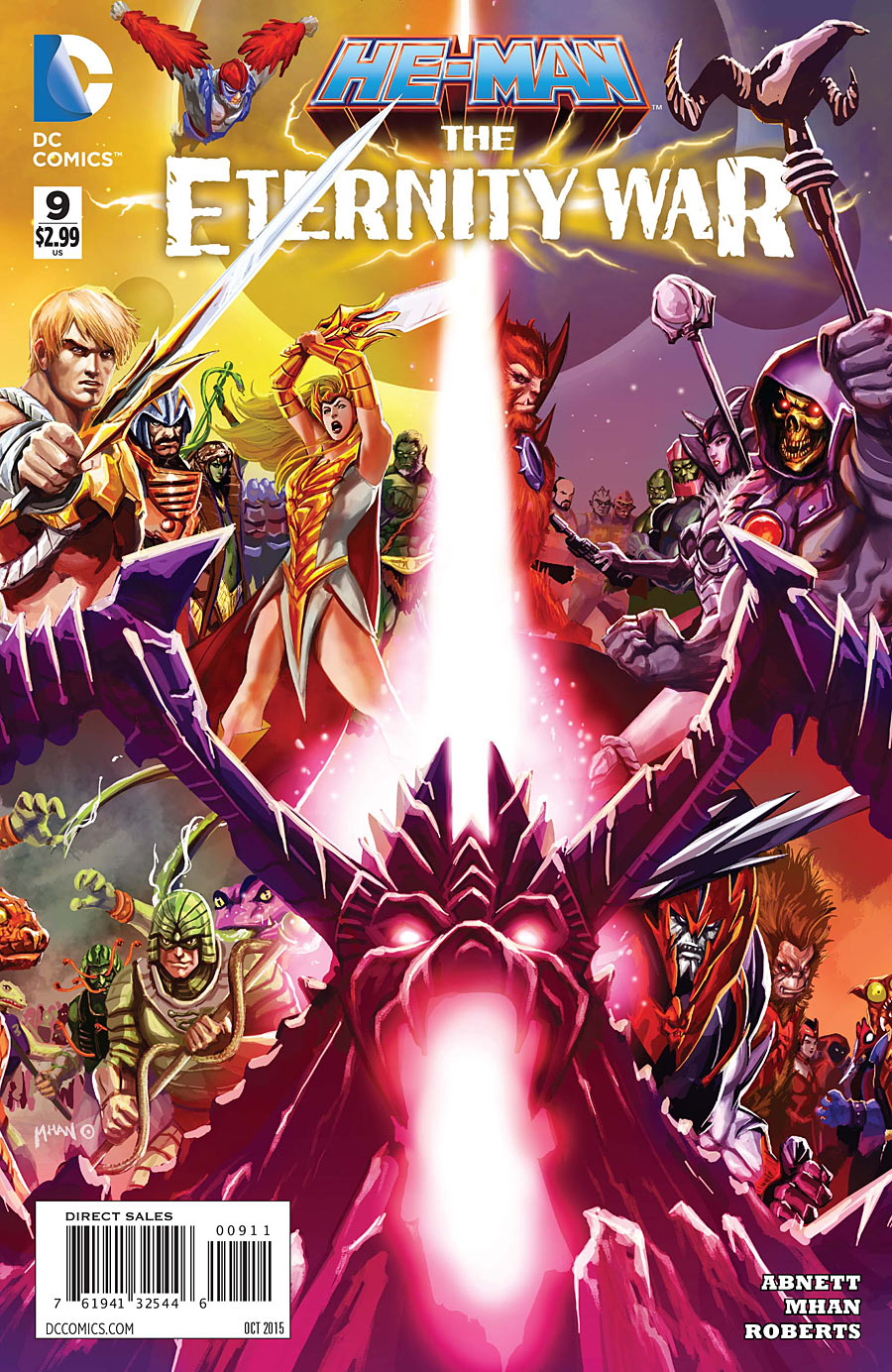 He-Man: The Eternity War Vol 1 9