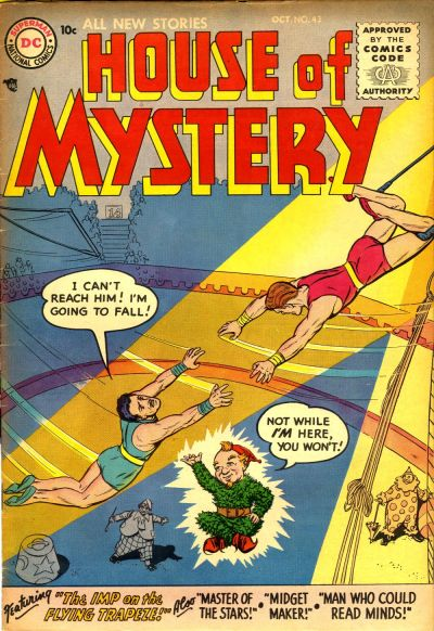 House of Mystery Vol 1 43
