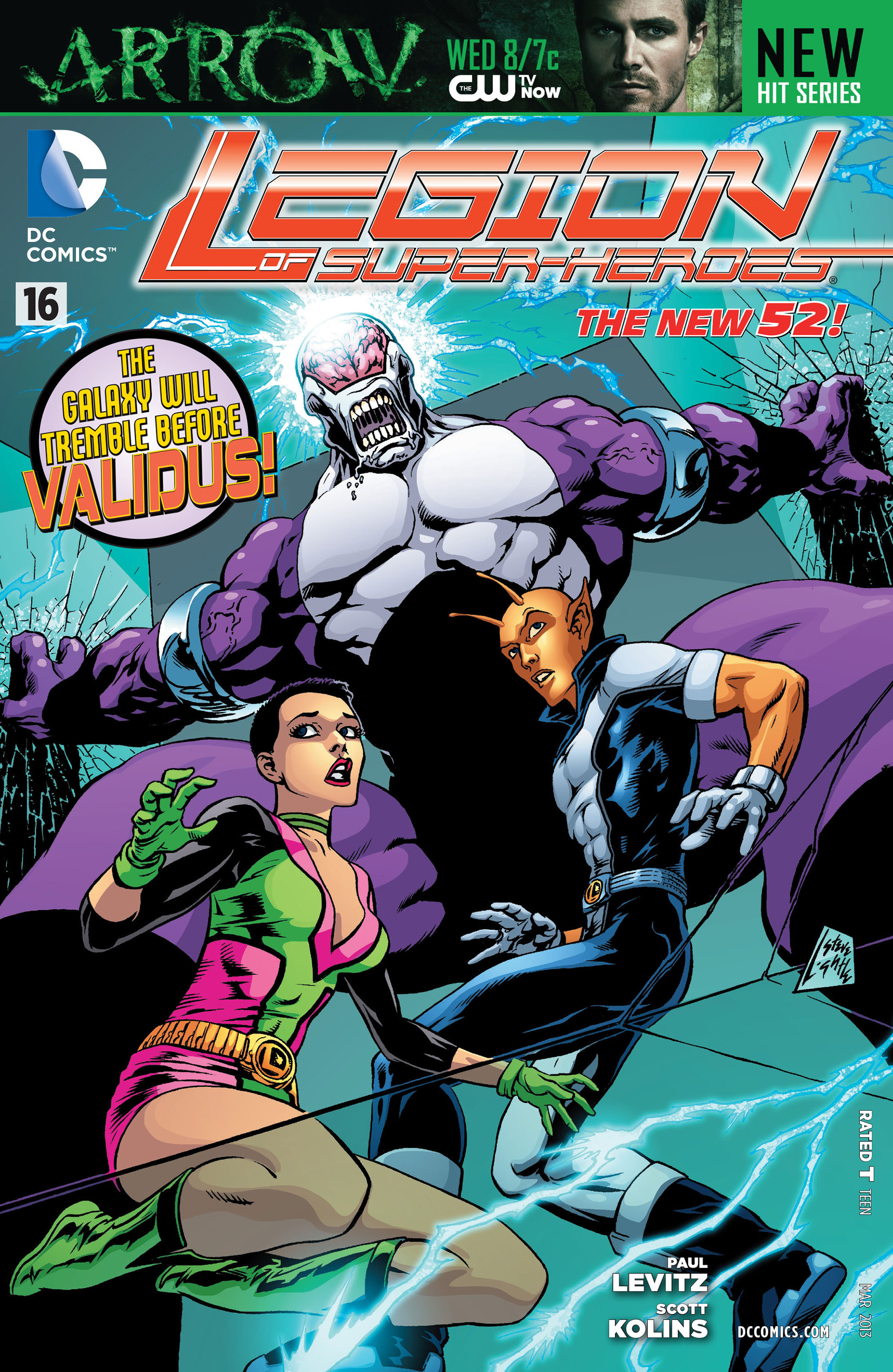 Legion of Super-Heroes Vol 7 16