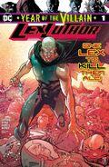 Lex Luthor Year of the Villain Vol 1 1