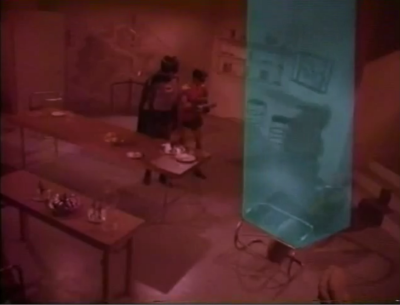 Batman (1966 TV Series) Episode: Rats Like Cheese