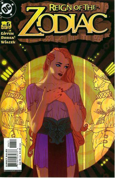Reign of the Zodiac Vol 1 6
