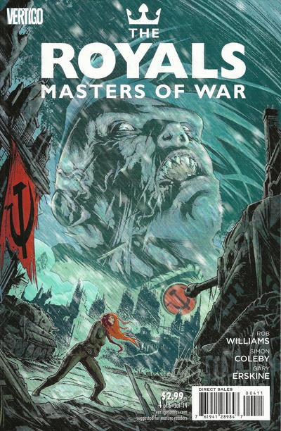 The Royals: Masters of War Vol 1 4