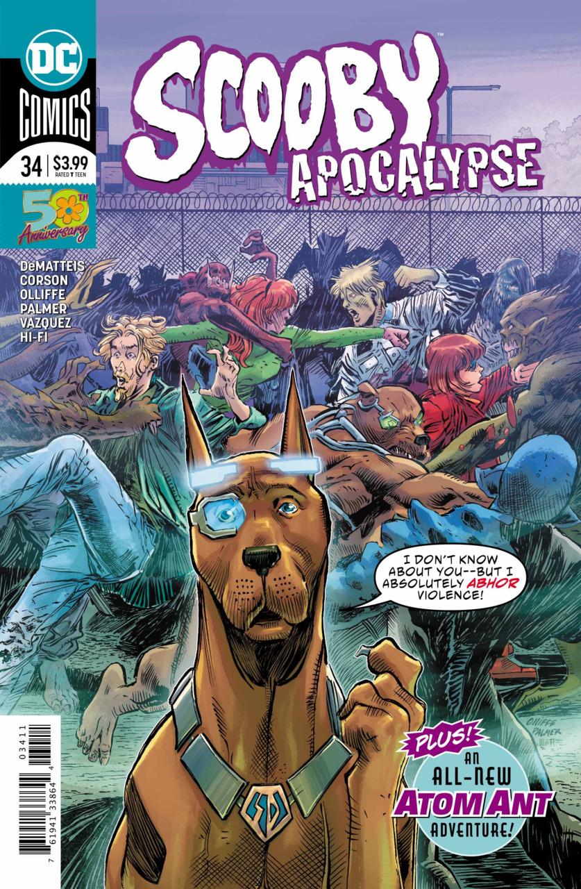 Scooby Apocalypse Vol 1 34