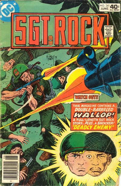 Sgt. Rock Vol 1 341