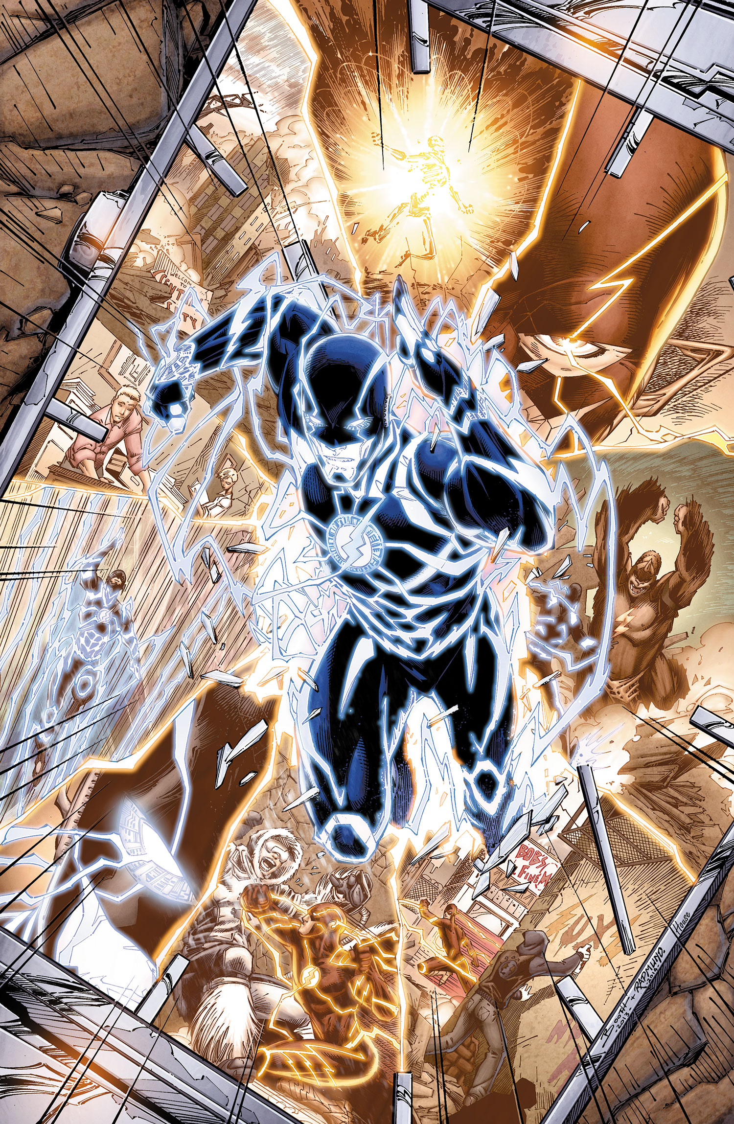 Barry Allen (Out of Time)
