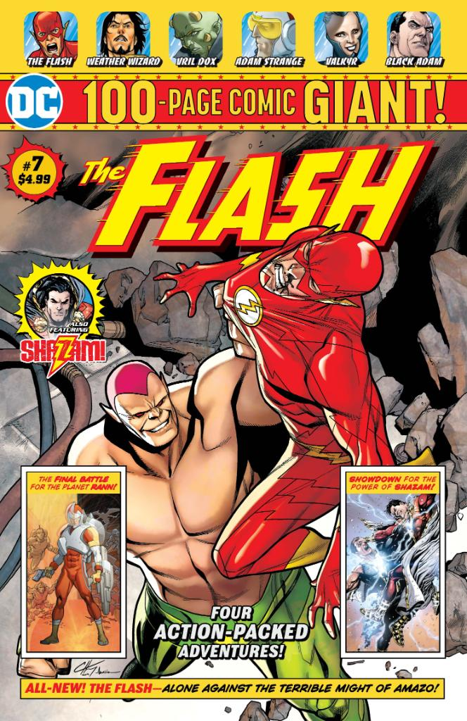 The Flash Giant Vol 1 7