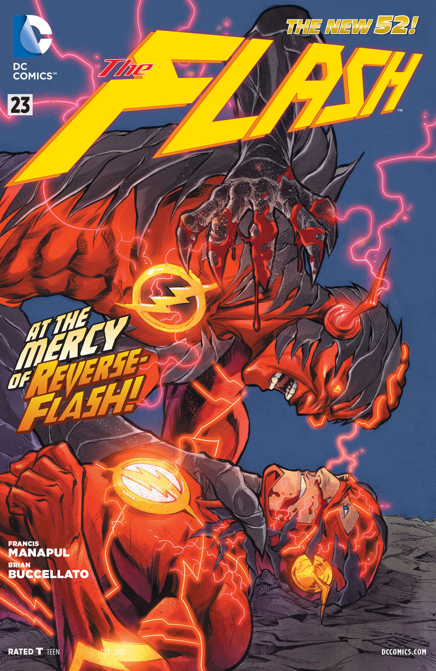 The Flash Vol 4 23