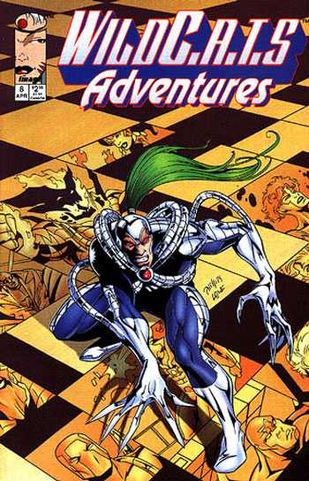 WildC.A.T.s Adventures Vol 1 8
