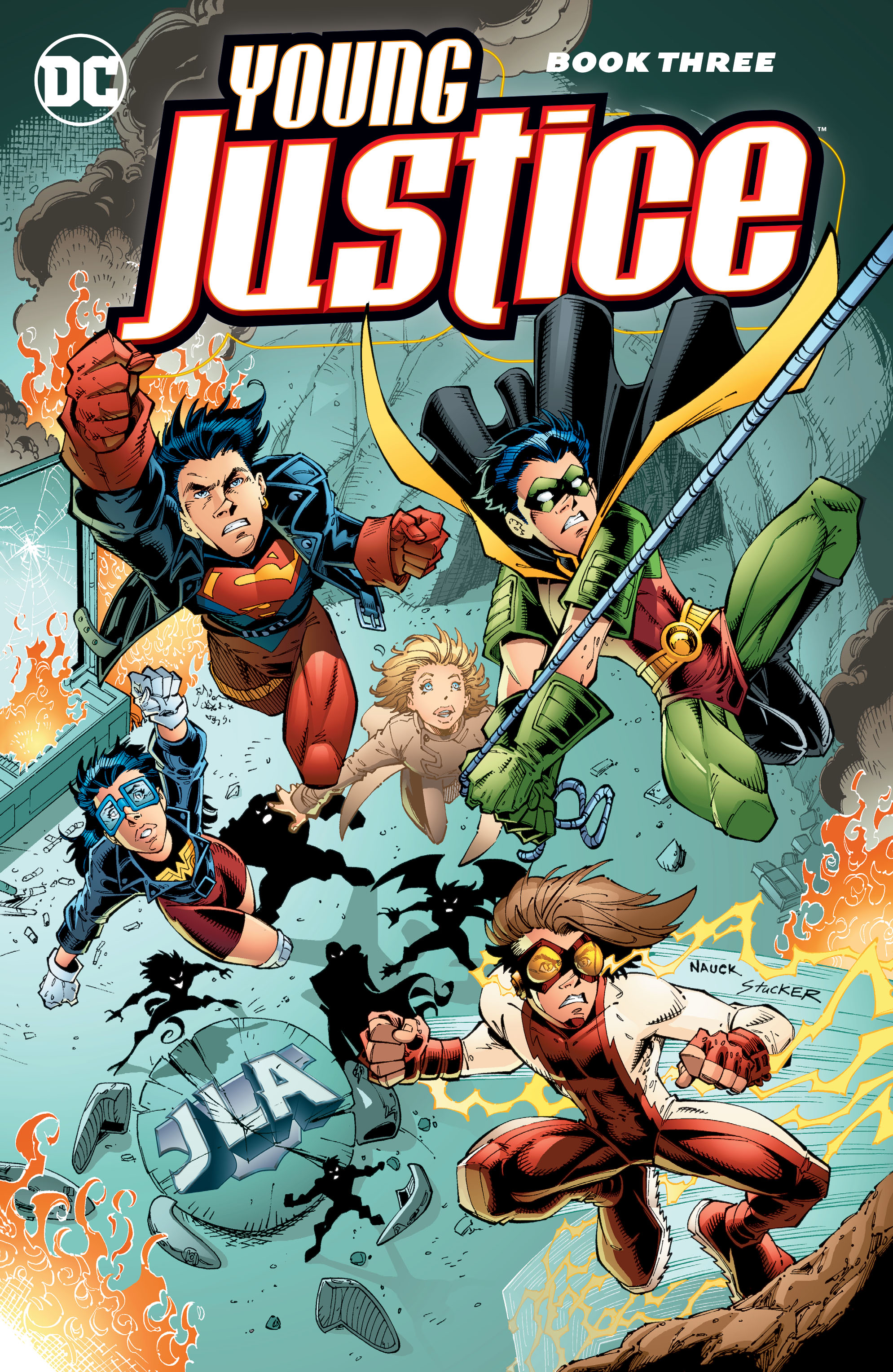 Young Justice Book Three (Collected)