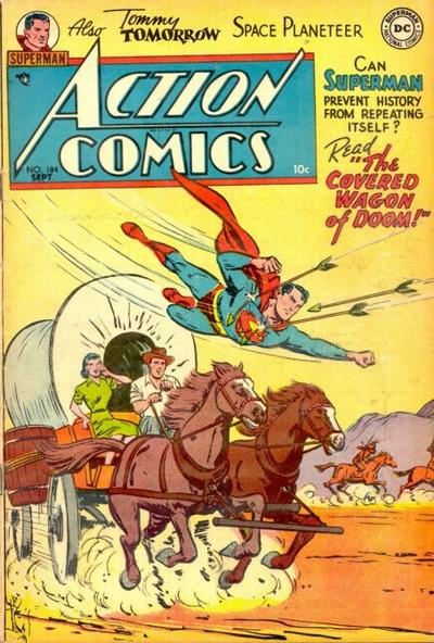 Action Comics Vol 1 184