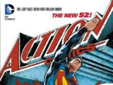 Action Comics: What Lies Beneath (Collected)