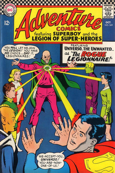 Adventure Comics Vol 1 349