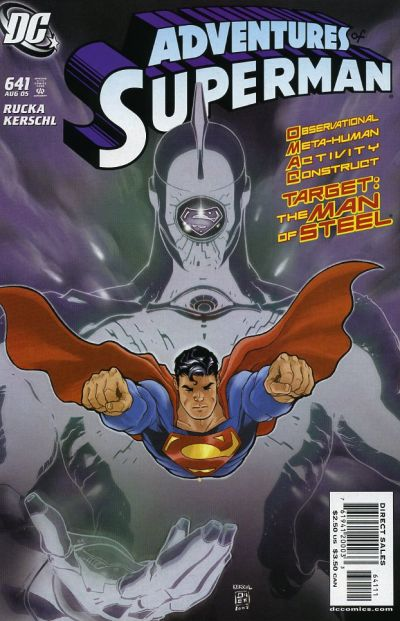 Adventures of Superman Vol 1 641