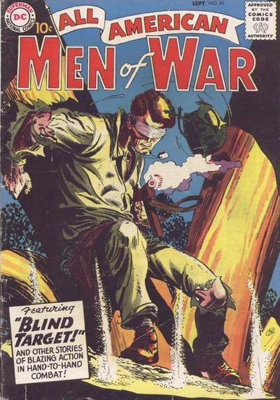 All-American Men of War Vol 1 61
