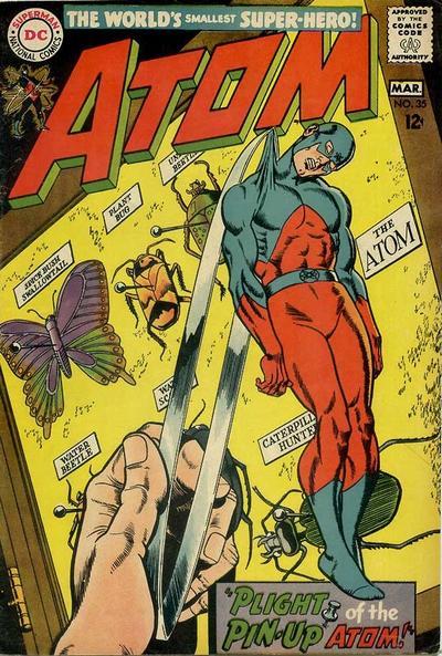 The Atom Vol 1 35
