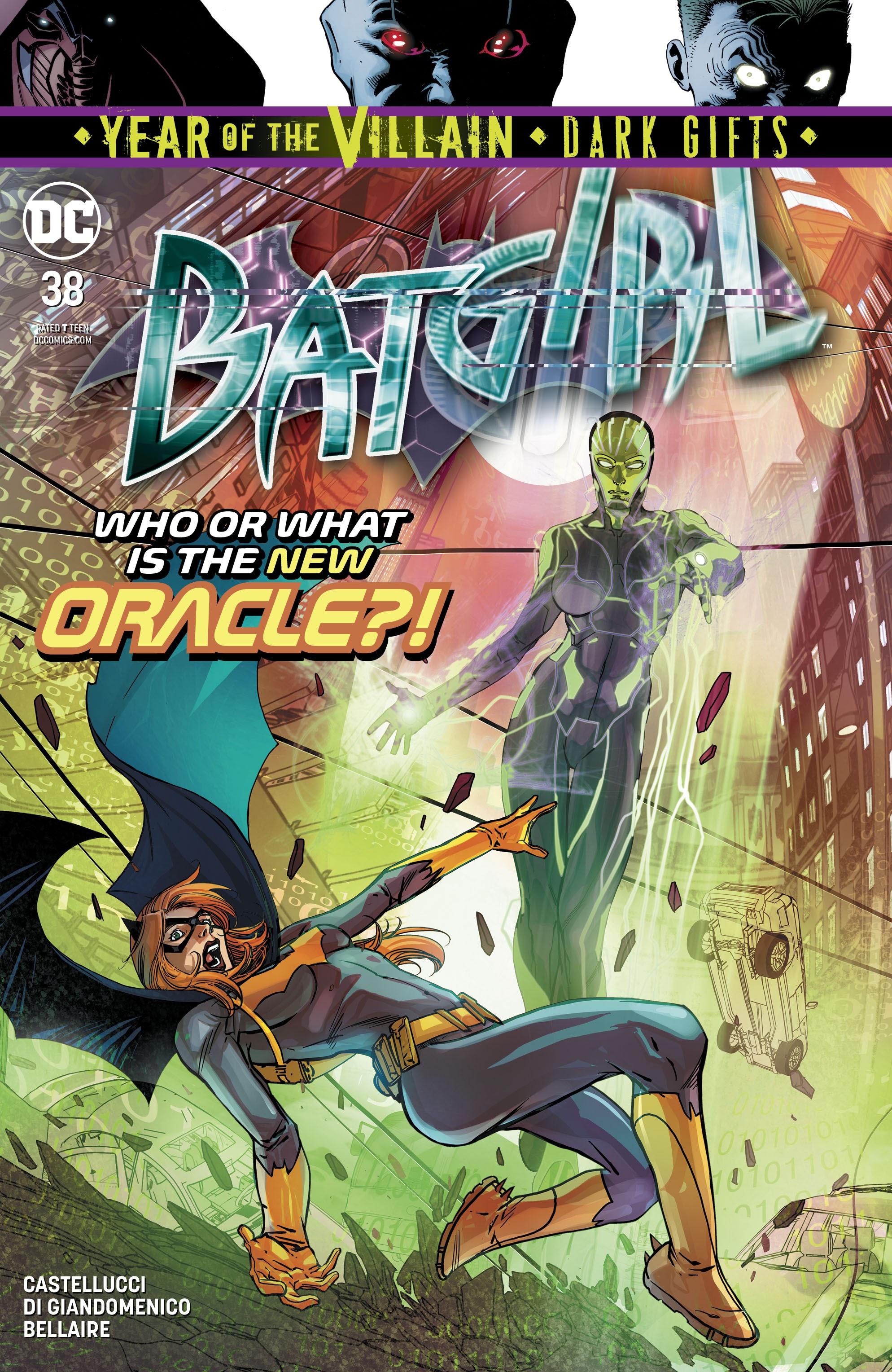 Batgirl Vol 5 38