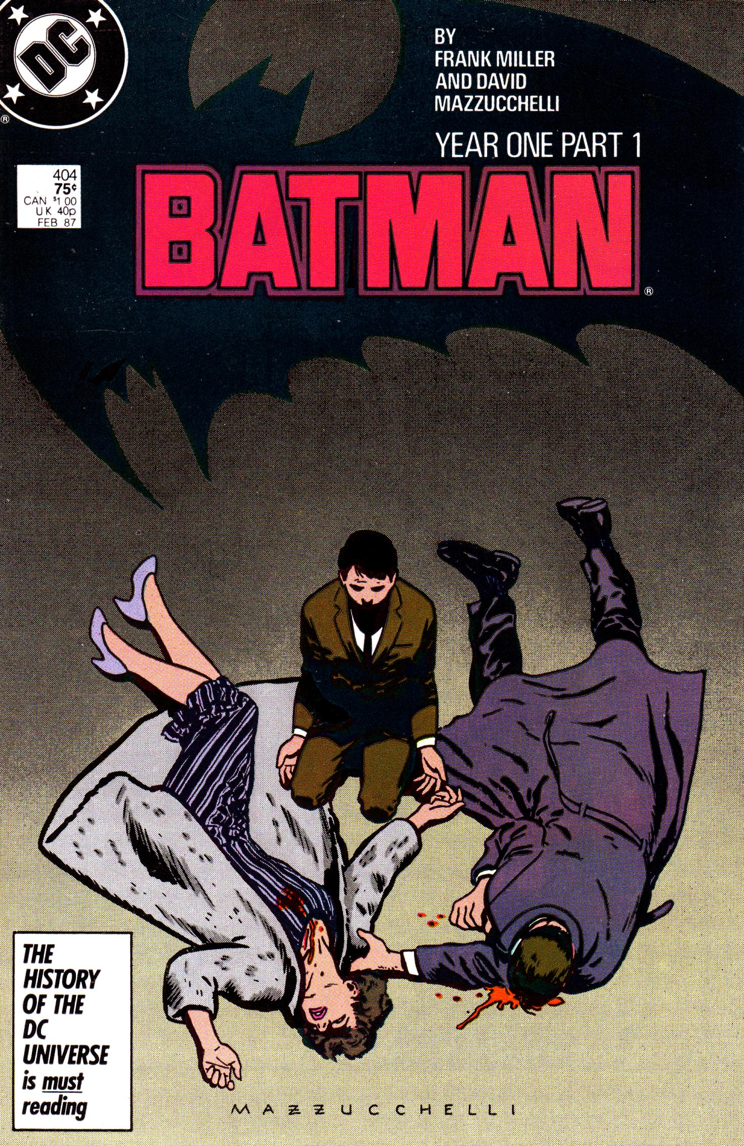 Batman Vol 1 404