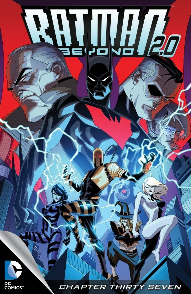 Batman Beyond 2.0 Vol 1 37 (Digital)