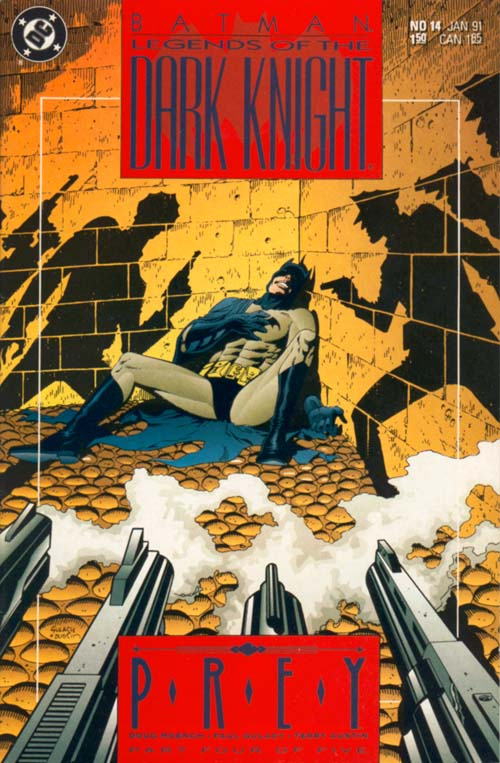 Batman: Legends of the Dark Knight Vol 1 14
