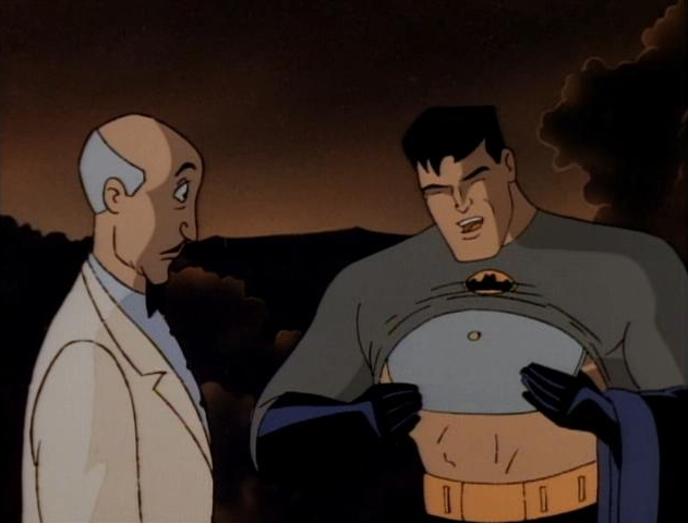 Batman (1992 TV Series) Episode: Day of the Samurai