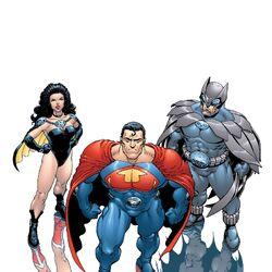 Crime Syndicate of Amerika (Antimatter Universe)