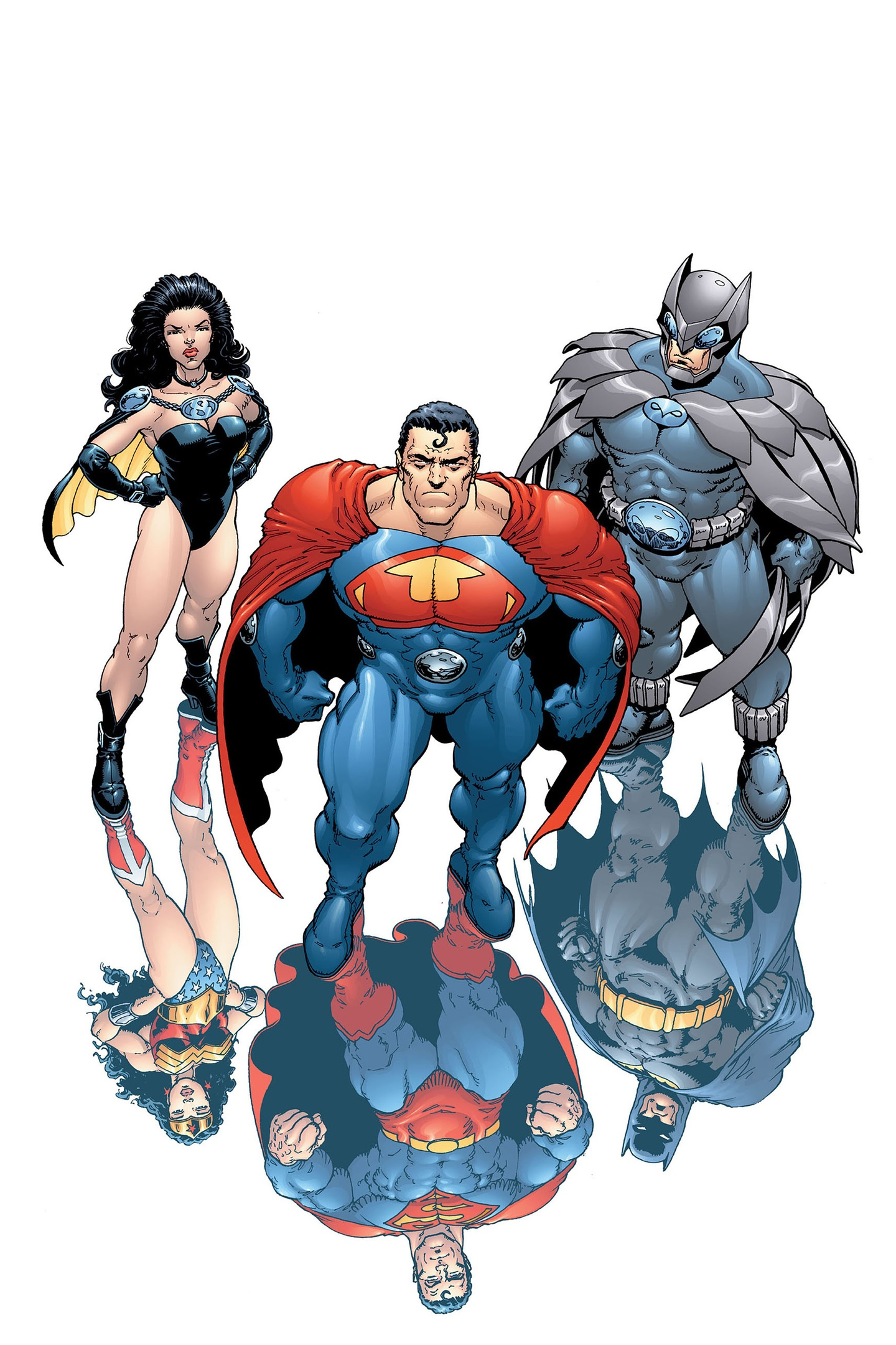 Crime Syndicate of Amerika (Antimatter Universe)